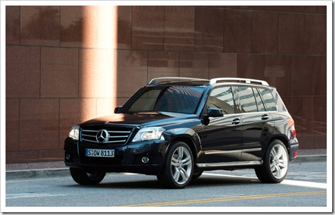 Top suvs for 2010 suv today for Mercedes benz suv 2010 price