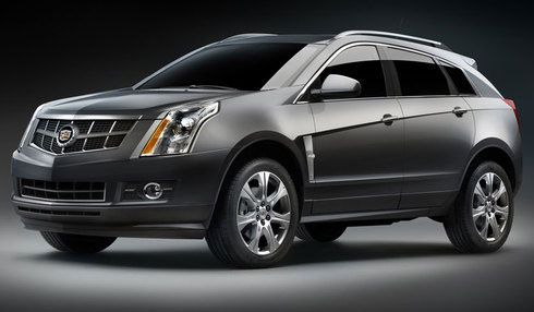 New Cadillac Escalade 2010
