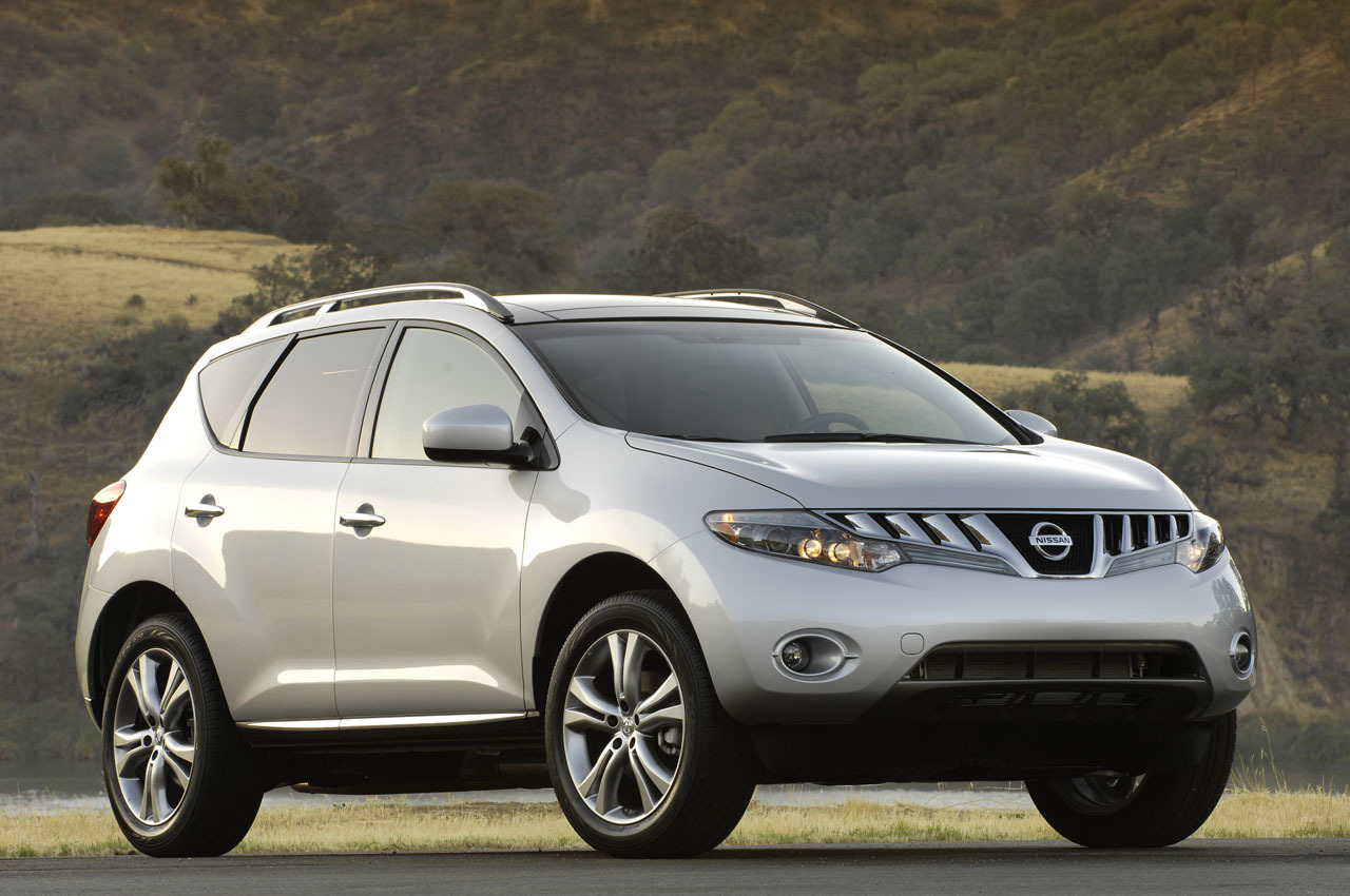 nissan suv new nissan murano review suv today. Black Bedroom Furniture Sets. Home Design Ideas